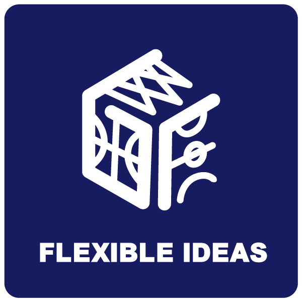 FLEXIBLEIDEASシリーズ
