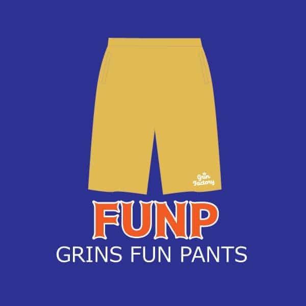 FUNP(楽しいパンツ)