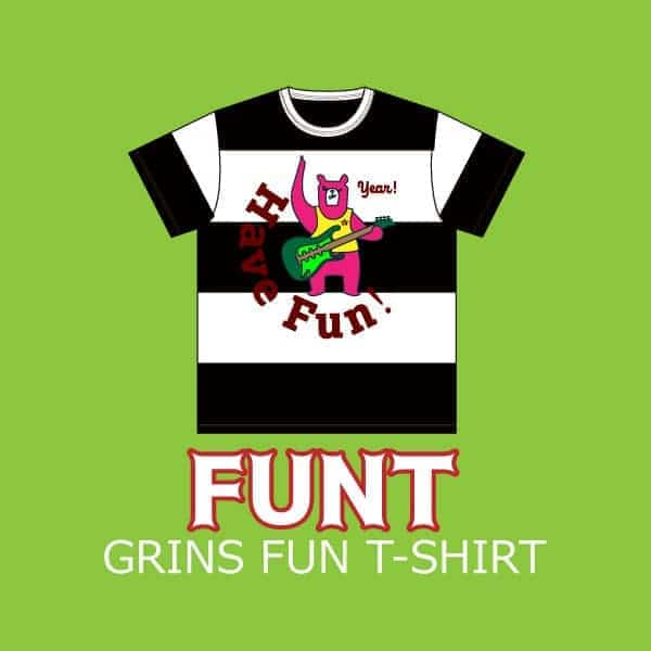 FUNT(楽しいTシャツ)