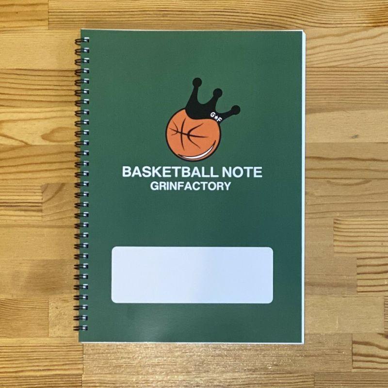 バスケットボールノート/B5