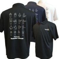 バスケットボール ポロシャツ「オフィシャルズ2」