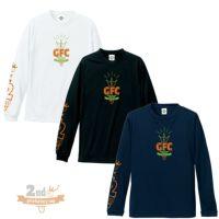 バスケットボール長袖Tシャツ「GFC」