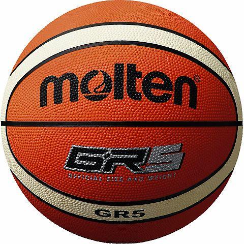 3位「バスケットボール GR5 5号/ゴム(」