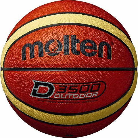 3位「アウトドア用バスケットボール7号(D3500)」