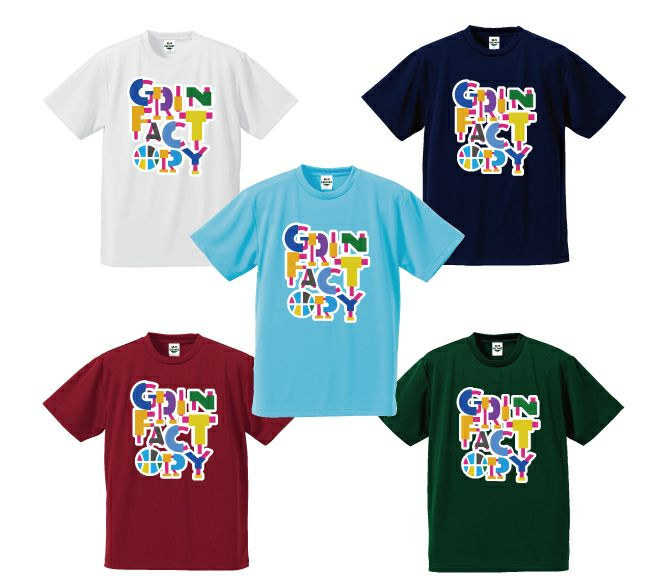 バスケウェア ドライTシャツ「Match」練習Tシャツ