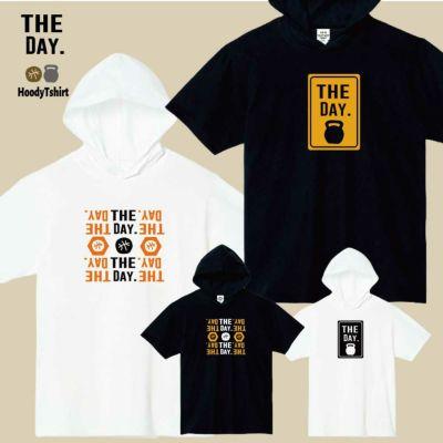 バスケットボールフィーディーTシャツ「THE DAY for Basketball」